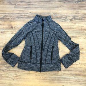Ivivva Girls Long Sleeve Zip Up Size 7